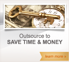 Outsource to save time and money