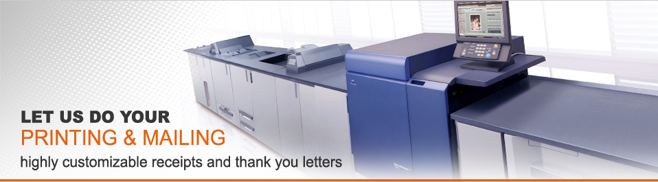 Printing and Mailing